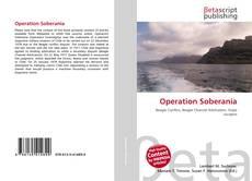 Bookcover of Operation Soberanía