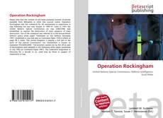 Borítókép a  Operation Rockingham - hoz