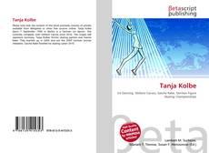 Buchcover von Tanja Kolbe