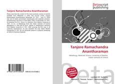 Bookcover of Tanjore Ramachandra Anantharaman