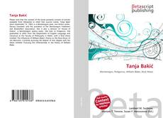 Buchcover von Tanja Bakić