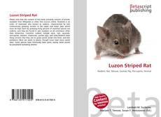 Borítókép a  Luzon Striped Rat - hoz