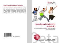Bookcover of Hong Kong Polytechnic University