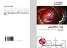 Couverture de Janus Directive