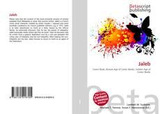 Capa do livro de Jaleb