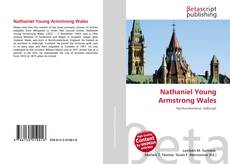 Обложка Nathaniel Young Armstrong Wales