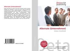 Bookcover of Alternate (Unternehmen)