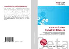 Buchcover von Commission on Industrial Relations