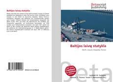 Bookcover of Baltijos laivų statykla