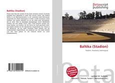 Bookcover of Baltika (Stadion)