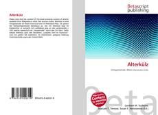 Bookcover of Alterkülz