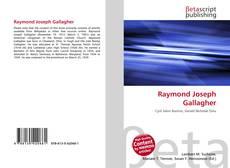 Raymond Joseph Gallagher kitap kapağı