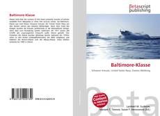 Buchcover von Baltimore-Klasse
