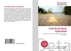 Обложка Tank Bund Road, Hyderabad