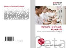 Bookcover of Baltische Informatik-Olympiade
