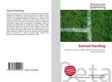 Bookcover of Samuel Harding