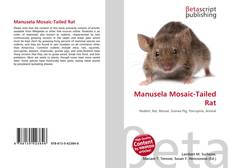 Bookcover of Manusela Mosaic-Tailed Rat