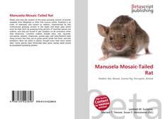 Borítókép a  Manusela Mosaic-Tailed Rat - hoz