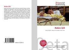 Capa do livro de Robin Gill