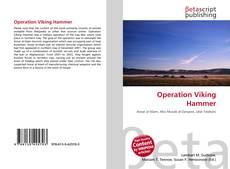 Buchcover von Operation Viking Hammer