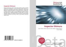 Bookcover of Inspector Shimura