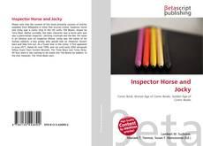 Inspector Horse and Jocky kitap kapağı