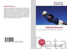 Bookcover of Roberto Massaro