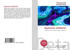 Bookcover of Raymond, California