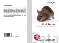 Bookcover of Mimic Tree-Rat