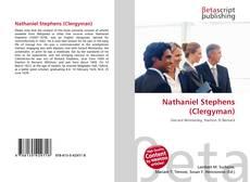Couverture de Nathaniel Stephens (Clergyman)