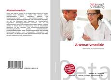 Capa do livro de Alternativmedizin