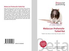Bookcover of Molaccan Prehensile-Tailed Rat