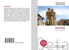 Altersbild kitap kapağı