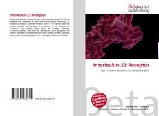 Capa do livro de Interleukin-23 Receptor