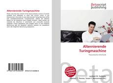 Buchcover von Alternierende Turingmaschine