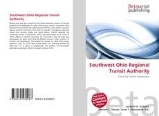 Bookcover of Southwest Ohio Regional Transit Authority