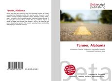 Bookcover of Tanner, Alabama