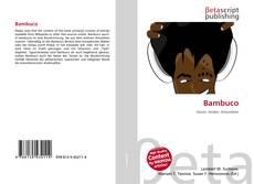 Bookcover of Bambuco