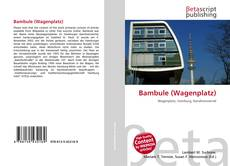 Bookcover of Bambule (Wagenplatz)