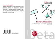 Buchcover von Immortal Weapons