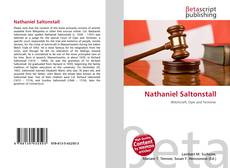 Bookcover of Nathaniel Saltonstall