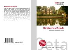 Bookcover of Bambuswald-Schule