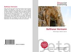 Balthasar Hermann的封面
