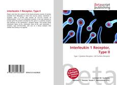 Bookcover of Interleukin 1 Receptor, Type II