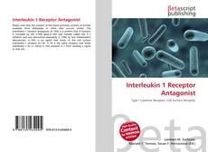 Interleukin 1 Receptor Antagonist kitap kapağı