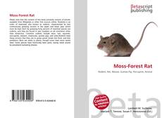 Bookcover of Moss-Forest Rat