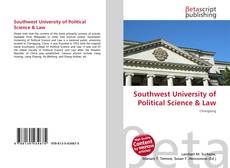 Couverture de Southwest University of Political Science & Law