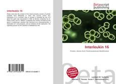 Portada del libro de Interleukin 16