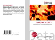 Bookcover of Interferon, Alpha 1