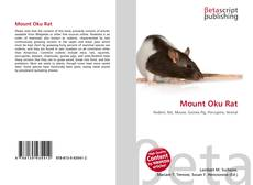 Bookcover of Mount Oku Rat